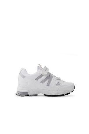 Slazenger - Slazenger ARASTA Sneaker Erkek Çocuk Ayakkabı Beyaz