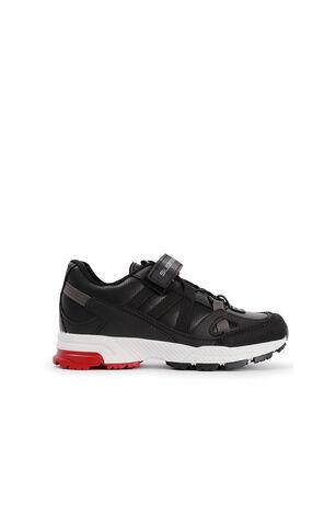 Slazenger - Slazenger ARASTA Sneaker Erkek Çocuk Ayakkabı Siyah