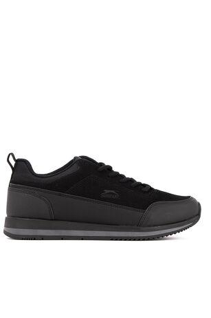 Slazenger - Slazenger GOLF Sneaker Erkek Ayakkabı Siyah