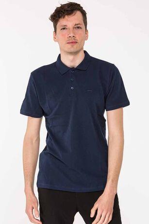 Slazenger - Slazenger SALVATOR Erkek T-Shirt Lacivert