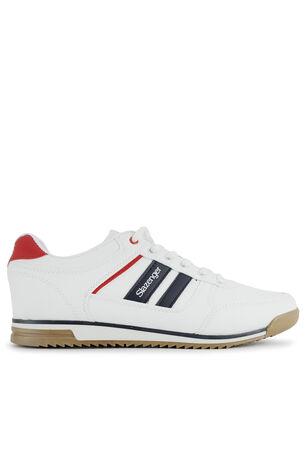 Slazenger - Slazenger ACTIVE I Sneaker Erkek Ayakkabı Beyaz