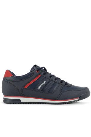 Slazenger - Slazenger ACTIVE I Sneaker Erkek Ayakkabı Lacivert