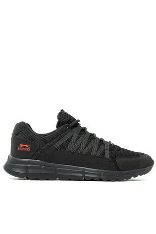 Slazenger - Slazenger ASTRA I Sneaker Unisex Ayakkabı Siyah