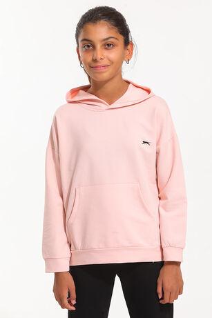 Slazenger - Slazenger DEE Kız Çocuk Sweatshirt Pudra