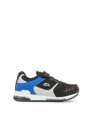 Slazenger - Slazenger EDMOND Sneaker Erkek Çocuk Ayakkabı Siyah