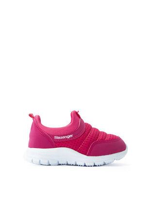 Slazenger - Slazenger EVA Sneaker Kız Çocuk Ayakkabı Fuşya
