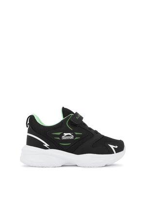 Slazenger - Slazenger KEEP Spor Erkek Çocuk Ayakkabı Siyah