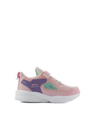 Slazenger - Slazenger KOA Sneaker Kız Çocuk Ayakkabı Pembe