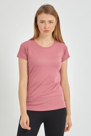 Slazenger - Slazenger RELAX Kadın T-Shirt Gül