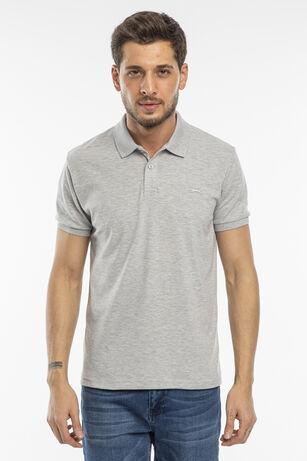 Slazenger - Slazenger SALVATOR Erkek T-Shirt Gri