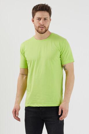 Slazenger - Slazenger SANDER Erkek T-Shirt A.Yeşil