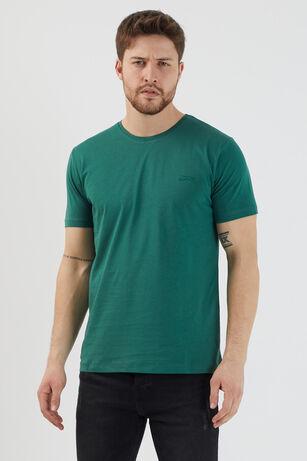 Slazenger - Slazenger SANDER Erkek T-Shirt K.Yeşil