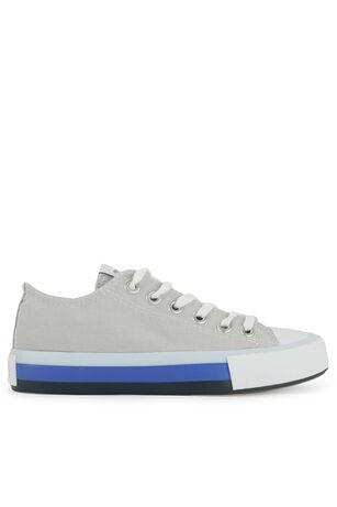 Slazenger - Slazenger SEAD Sneaker Kadın Ayakkabı Gri