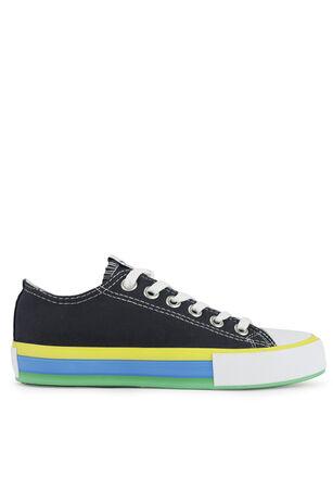 Slazenger - Slazenger SEAD Sneaker Kadın Ayakkabı Lacivert