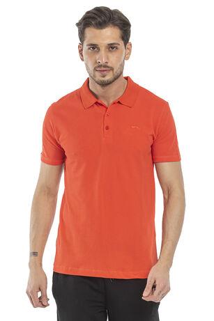 Slazenger - Slazenger SOHO Erkek T-Shirt Mercan