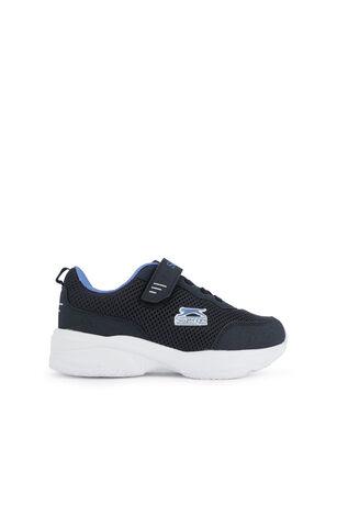 Slazenger - Slazenger SPACE Sneaker Erkek Çocuk Ayakkabı Lacivert / Saks Mavi