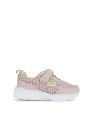 Slazenger - Slazenger SPACE Sneaker Kız Çocuk Ayakkabı Pudra