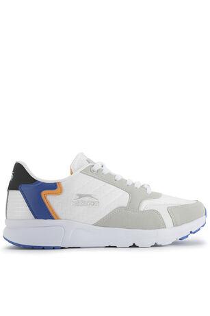 Slazenger - Slazenger ZURIH Sneaker Erkek Ayakkabı Kırık Beyaz
