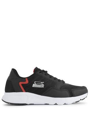 Slazenger - Slazenger ZURIH Sneaker Erkek Ayakkabı Siyah / Beyaz